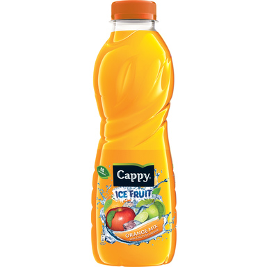 CAPPY Mahlajook Ice Fruit Orange Mix 500ml (pet)