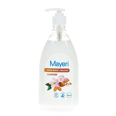 MAYERI Vedelseep Almond 500ml