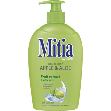 MITIA Vedelseep Apple&Aloe 500ml